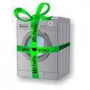 Gift ribbons for jumbo items