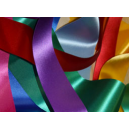 Finish line ribbons made of polyprotex