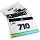 Race numbers printed in full color with variable data
