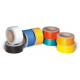 Reflective adhesive tape on rolls
