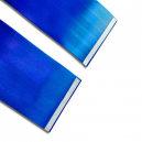 Double adhesive tape for fringes