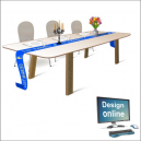 Table runner print Design yourself