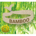 Festival wristbands made of sustainable bamboo fabric
