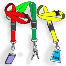 Lanyards colors In stock