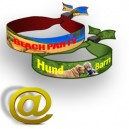 Textile color printed wristbands send your design