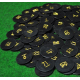 Tokens with running numbers
