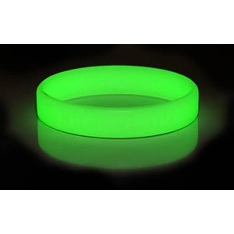 Silicone wristbands embossed send your design