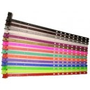 Plastic wristbands A colors In stock