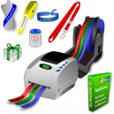 JMB4 thermal printer that prints on rolls of paper ribbons, polyester ribbons and polyprotex ribbons