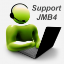 Technical support for JMB4+