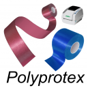Wide polyprotex soft ribbon for JMB4+