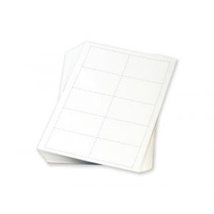 Paper Insert to card pocket