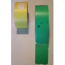 JMB4+ printer, printing on Q-robe compatible thermal cloakroom tickets