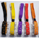 Fabric festival wristbands in our warehouse for quick dispatch