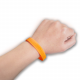Silicone wristbands Impact with no color filling