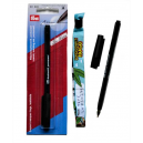 Wash and sweat resistant marking pen for fabrics