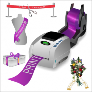 Print yourself ribbons
