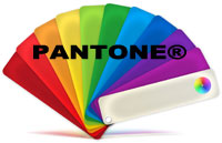 Pantone colors for fabric wristbands
